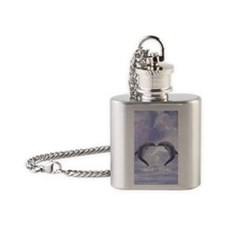 dk_iphone_3g_case Flask Necklace