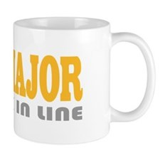 Funny Drum Major Mug
