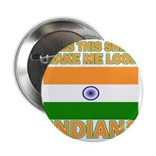 "Indian designs 2.25"" Button"