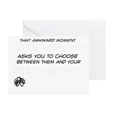 Pixie Bob Cat Designs Greeting Card