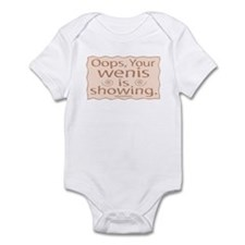 Wenis is Showing Infant Bodysuit