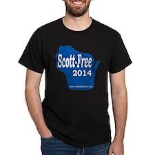 Scott-Free Wisconsin T-Shirt
