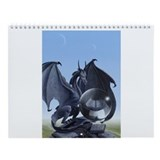 Dragons:  Wall Calendar