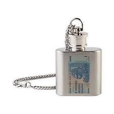One Hundred Trillion Dollars Flask Necklace