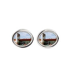 Welcome to Florida! Highway Rest Area  Cufflinks
