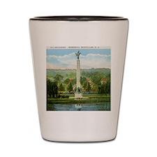 Park, Montclair, New Jersey Vintage Shot Glass