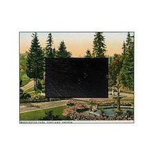 Washington Park, Portland, Oregon, V Picture Frame
