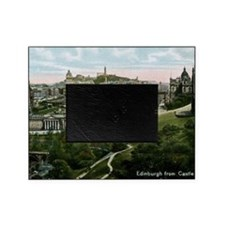 Edinburgh, Scotland, Vintage Picture Frame