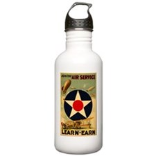 Join the Air Service Water Bottle