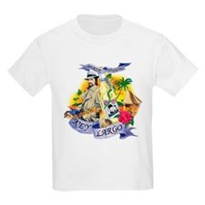 """Key Largo"" Kids T-Shirt"
