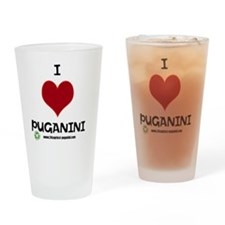 I 3 PUGANINI Drinking Glass
