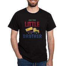 Little Brother Dump Truck T-Shirt
