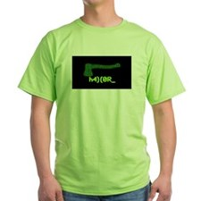 Hacker green T-Shirt