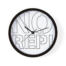 NO Rep!  Wall Clock