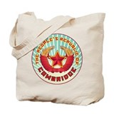 PEOPLE'S REPUBLIC OF CAMBRIDGE TOTE BAG