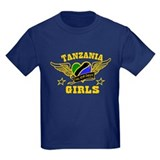 Tanzania has the best girls T