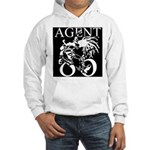 Agent 86 Seattle Hooded Sweatshirt