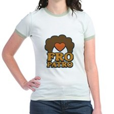 Fro Patro with Heart T