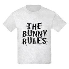 Easter Bunny Grunge T-Shirt