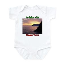 la dolce vita Cinque Terre It Infant Bodysuit