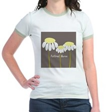 Retired Nurse Daisies T