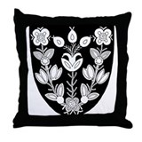 Cree Throw Pillow