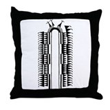 Blackfoot Throw Pillow