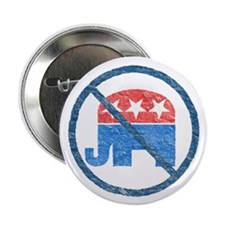 Anti GOP Buttons (100 pk)