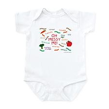 Oh Messy Me! Infant Bodysuit