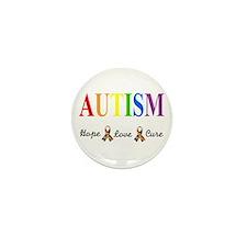 Cute Developmental disability Mini Button (10 pack)