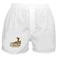 Cute Cptemplate Boxer Shorts