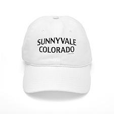 Sunnyvale Colorado Baseball Cap