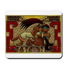 Mayan Embrace mousepad