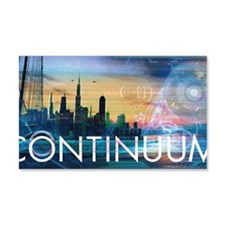 Continuum 2077 Wall Decal