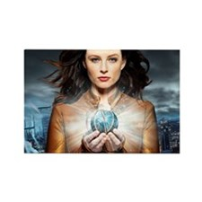 Rachel Continuum Poster Rectangle Magnet