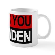 Edward Snowden Bumper2 Mug