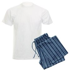 First Mate Boating Anchor Whi Pajamas