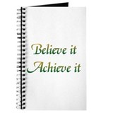 Believe It Journal
