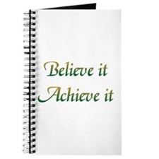 Believe It Journal