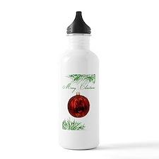 Leonberger Puppy Chris Water Bottle