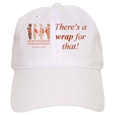 Theres a wrap for that! Baseball Cap