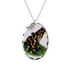 Costa Rican Variable Harlequin Necklace