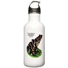Costa Rican Variable H Water Bottle