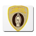 Compton College Mousepad