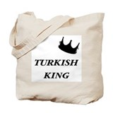 Turkish King Tote Bag