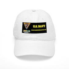 CVA19 USS HANCOCK Baseball Cap