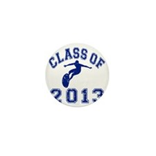 Class Of 2013 Surfing Mini Button