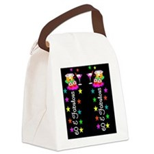 60TH MARTINI Canvas Lunch Bag