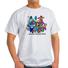 CartoonWorks T-shirt B T-Shirt