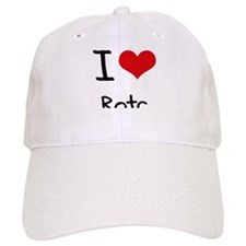 I Love Rotc Baseball Cap